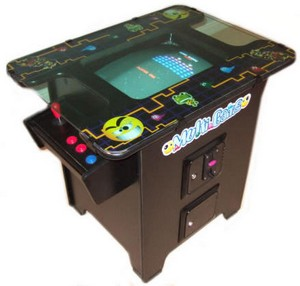 Multigamearcademachine