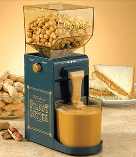 Peanut Butter Machine – for all nuts smooth and chunky