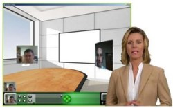 Just Meet – online virtual reality telepresence meeting room for rent