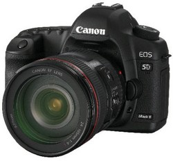 canon5dii small Canon 5D II DSLR   a real game changer?