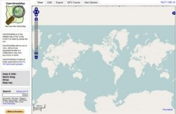 OpenStreetMap – open source mapping for all
