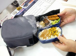usbhotlunchbag small USB Hot Lunch Bag   laptop power keeps your noodles fresh and warm