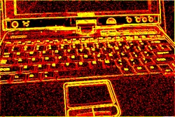 Cooling a hot laptop – avoiding a computer meltdown
