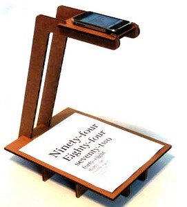 scandock2 small ScanDock for iPhone   the iPhone document scanner