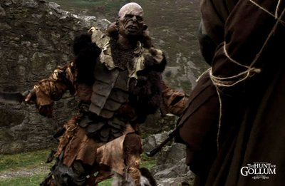 The Hunt For Gollum – a Lord of the Rings fan movie