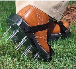 Aerator Sandals – and you thought Crocs looked dorky