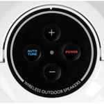 AQ Wireless Outdoor Speakers- wireless with waterproof, why worry?