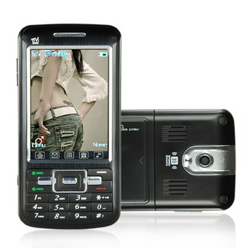 Dual Sim GSM Touchphone with DVB-T – what more could you want in 2005?