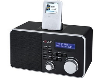WiFi Digital Radio with iPod Dock – has pretty much everything