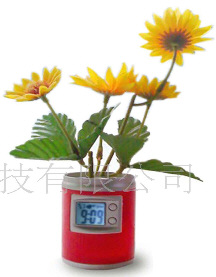 Waterclockflowerpot