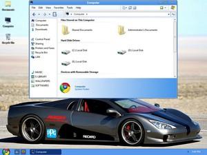 ChromeXP small Chrome XP   turn your Windows XP machine into a Google Chrome O/S clone