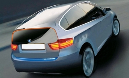 bmwselectriccar BMW City   BMWs cool new electric car