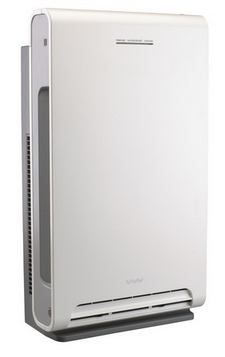 Sanyo Air Washer Plus – Scrubs and filters for the cleanest air around