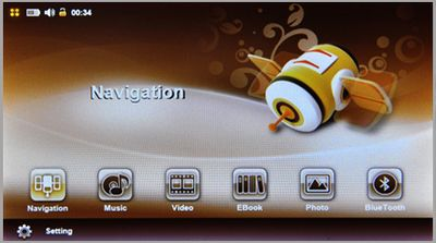 7 Inch Touch Screen GPS – High definition navigation for peanuts