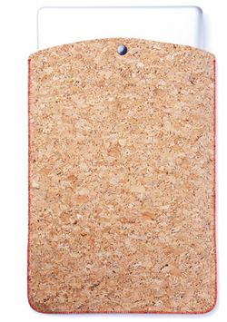 Eco Laptop Case – A laptop case made of cork