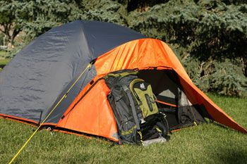 TentPak – The backpack with the built-in tent