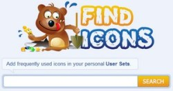Find Icons – awesome new free icon search engine