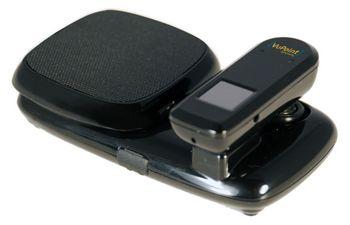 BT-H12-VP Handsfree Speaker Phone with Detachable Headset