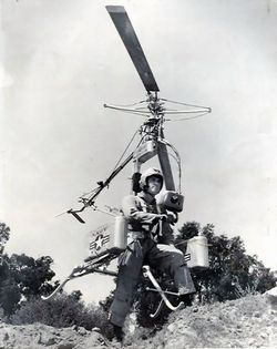 hr1 1 small Dragonfly DF1   awesome rocket powered helicopter goes further, faster, cheaper