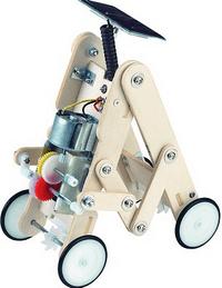 Lunar Car Solar Robot Kit – Mmm buzz click whirr