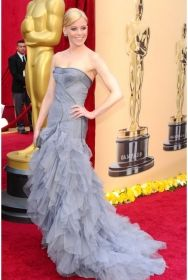 Wholesale Oscar Dresses – For the person who has everything?