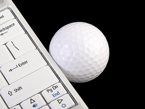 USB Golf Ball Flash Drive – FORE gigabytes