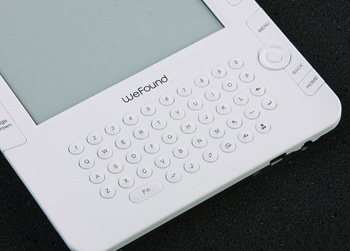 Wefound F630 e-book reader