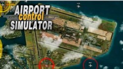 Airport Control Simulator – fun game lets you manage landing planes