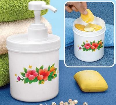 Liquid Soap Maker – Turns old soap into new soap