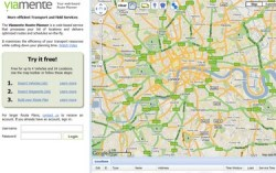 Viamente Route Planner – awesome online tool lets you optimize your business deliveries in a snap