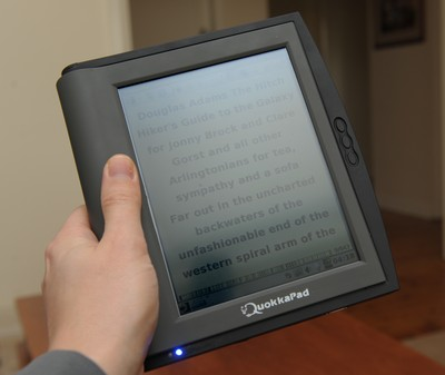 QuokkaPad – hands on with the open-source multi platform tablet