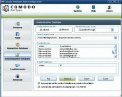 Comodo Anti-Spam – freeware prevents spam from hitting your email inbox
