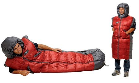 Dreamwalker 450 – Take your sleeping bag and run with it