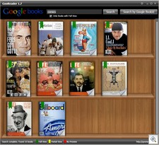 gooreader2 thumb GooReader   read free books and magazines from Google Books