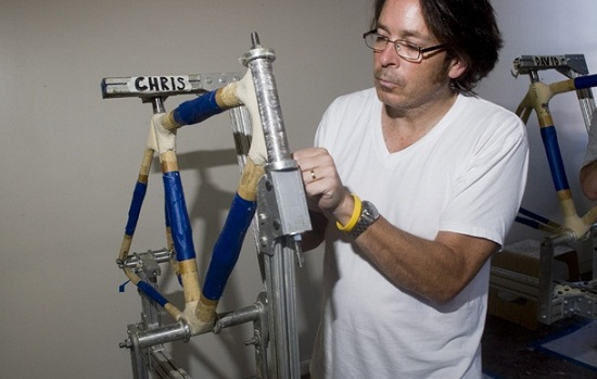Build your own bamboo bike