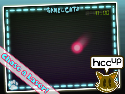 Game for Cats turns your iPad into a cat toy