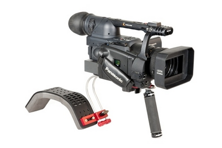 Habbycam SD Camera Brace – a great holiday gift for your favorite filmmaker