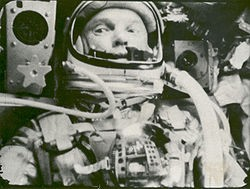 John Glenn 1952 space flight