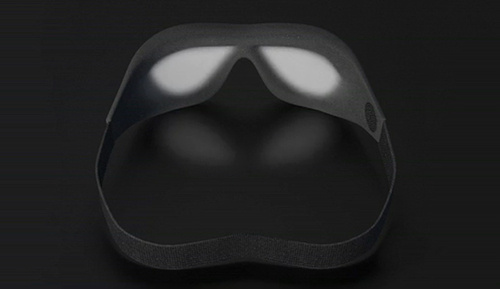 Lumi Mask wakes you up with light