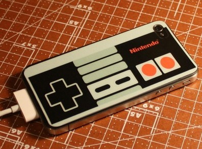 Nintendostickerforiphone4