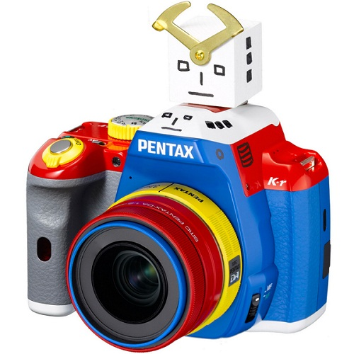 Pentax unleashes a special edition robot DSLR