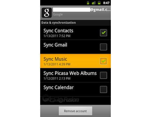 Google Music Service coming soon?