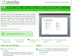 LibreOffice – free open source MS Office alternative hits the streets running