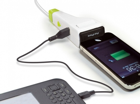 IDAPT i1 Eco lets you be eco-friendly when you charge your gadgets
