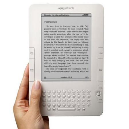 Kindle update brings �real� page numbers to your eBooks