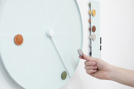 Shoulda, Woulda, Coulda clock concept helps you stay on track