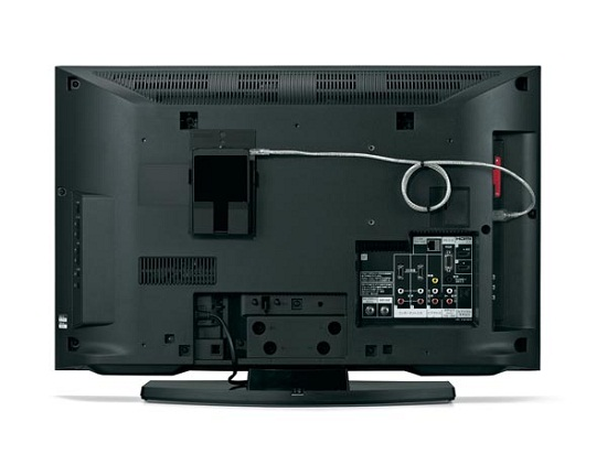 Buffalo's MiniStation drives mount to the back of your TV