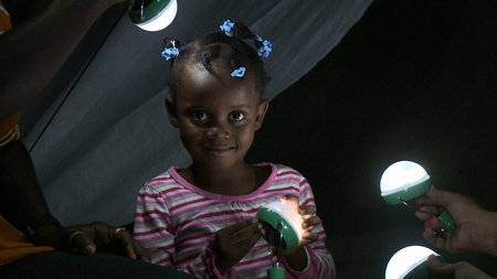 The Nokero N200 – a solar light bulb making a real difference