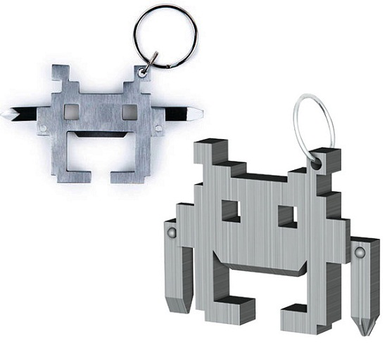 Space Invader Multi-Tool