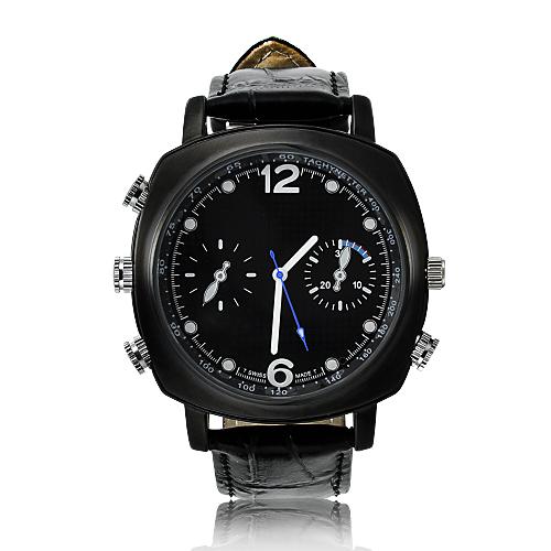 Spy Pro watch won't have its secrets easily revealed